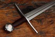 Sword type XII,1,I1 – inlaid lilie pommel - S